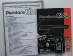 Инструкция Pandora DXL 3500