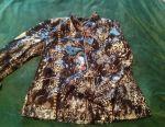 Γυναικείο δερμάτινο σακάκι νέο (Τουρκία)