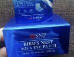 Патчі Iherb Bird's Nest Aqua Eye Patch SNP