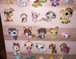 Littlest pet shop lps