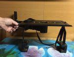 TV bracket and set-top box