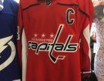 Hockey jersey NHL Ovechkin Washington Capitals