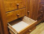 Natural oak dresser
