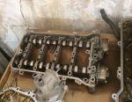 Z-3 engine, crankshaft from Toyota Raf4