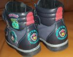 Boots for children, demi-season