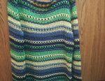 Sweater mesh