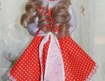 Collection doll, handmade,