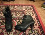 Boots autumn spring