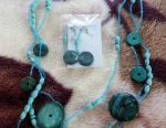 Set.Colle + σκουλαρίκια.Νέο