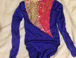 Costum de baie pentru gimnastică