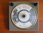 Настільний термометр - календар. СРСР.