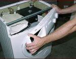 Professional repair of washing machines