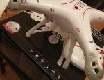 Quadcopter drone syma