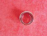 Эсклюзивное розовое кольцо с логотипом «Мэри Кэй»