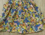 Skirt from calico