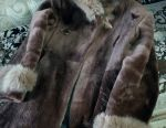 Natural fur from beaver. I will post it