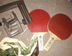 Table tennis set of the USSR