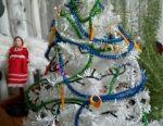 Christmas tree 60cm.