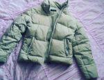 Демісезонне тепла куртка