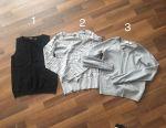 Waistcoats and sweatshirts for school ZARA