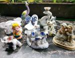 Figurine, șah, facturi, deschise