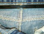 Спідниця джинсова р. 36