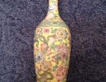 Vase faience china