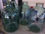 Glass jars 1 l