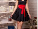 Jacquard dress