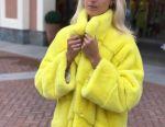 Νέα γούνινα παλτά
