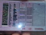 Driving license category B