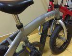 Runner bike balancer
