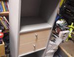 Office table, dresser