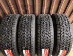 Winter tires R20 275 50 Bridgestone