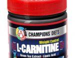Fat Burner L-CARNITINE Weight Control