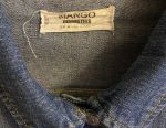 Mango Denim Jacket