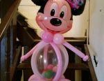 Mini Mouse from Balls