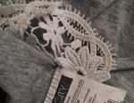 T-shirt undershirt lace 42-44 Incity