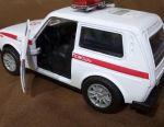 Ambulans modeli