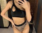 Leopard High Waist Swimsuit (New)