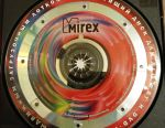 MIREX cleaning disc for BLU-RAY lenses and DVD