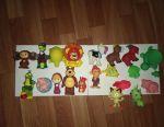 Toys rubber soyuzmultfilm