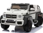 Children's electric car Mercedes G65 AMG A006White
