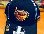 Кепка бейсболка NHL Atlanta Thrashers новая.Орігі