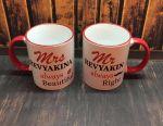 Pair mugs