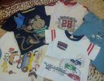 Ρούχα για ένα αγόρι
