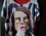 T-shirt female size 50-52