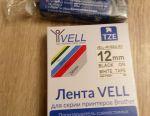 Cartridge Tape Vell