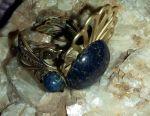 Lapis lazuli natural
