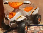 Bicicleta pentru copii Geoby Overstep • masina electrica